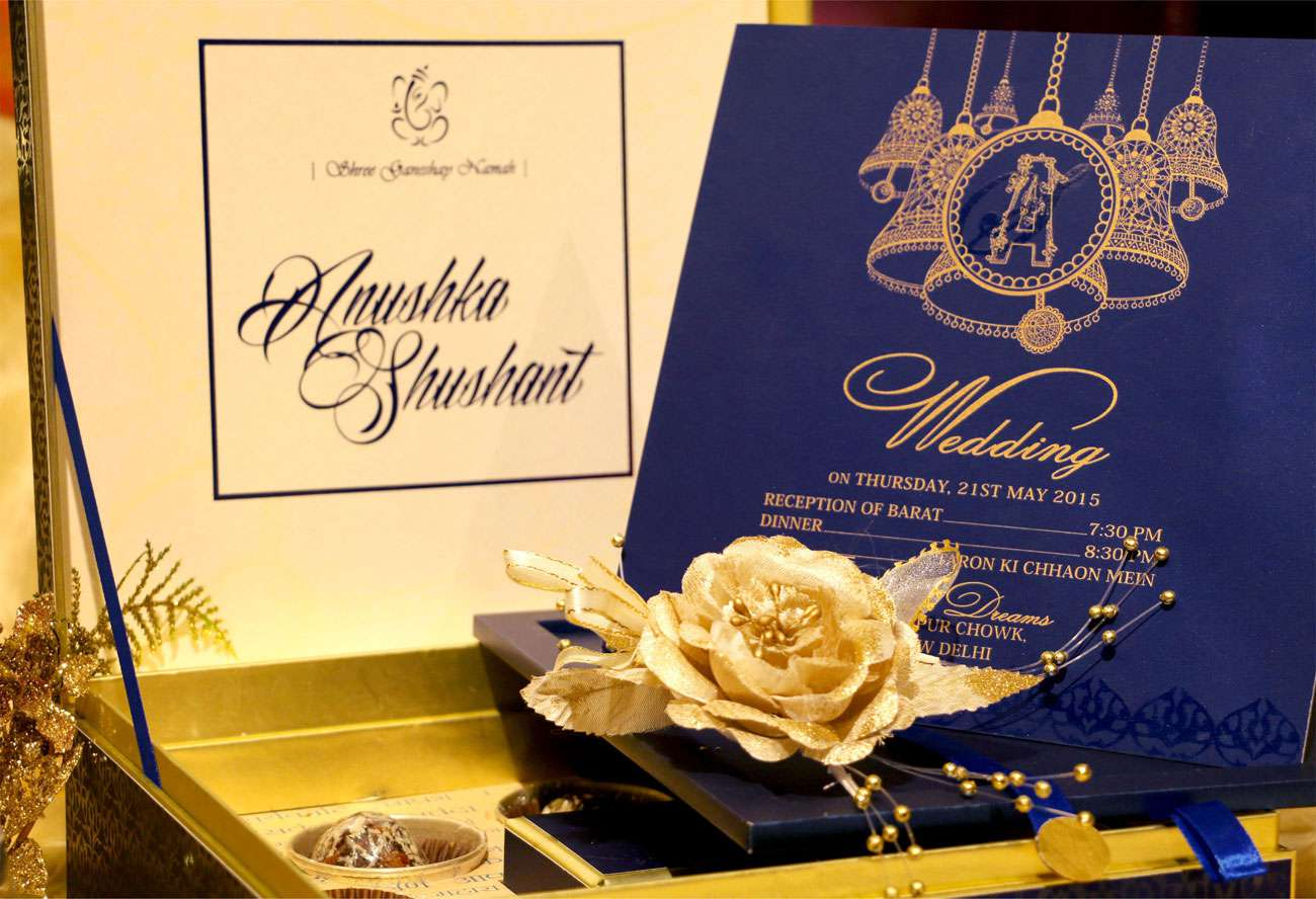 The Journey of a Wedding Invitation Card - VWI Delhi